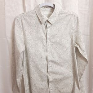 Guess Long Sleeve Button Up Shirt